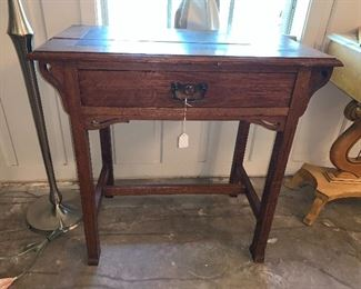 Awesome side table of entry way table