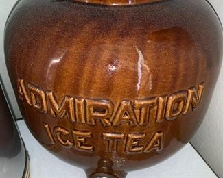 Admiration tea server