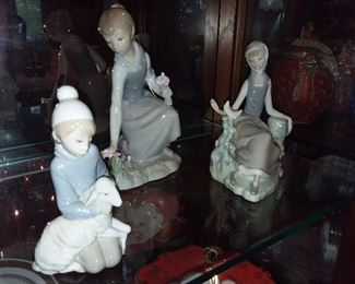 Lladro Figurines