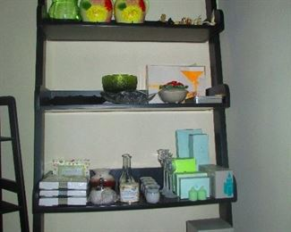 SHELVING UNIT IS NOT FOR SALE