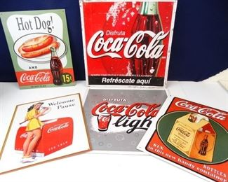 Miscellaneous Coke Home Decor