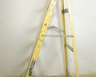 Louisville 6 Fiberglass Ladder