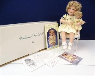 Shirley Her Doll Doll Set