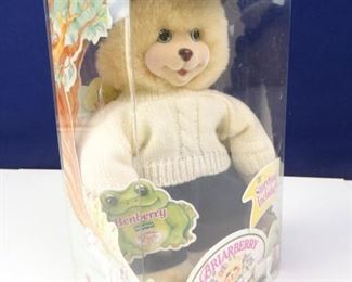 Briarberry Collection Benberry Bear Doll by FisherPrice