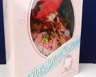 Vintage Let s Play Dolls Rosie by Madame Alexander