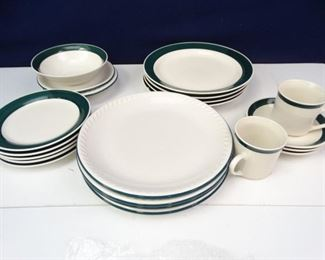 Assorted Dishware