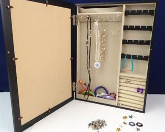MultiPicture Frame Jewelry Storage Box
