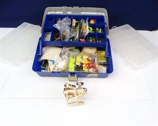 Tackle Box Plastic Organizers