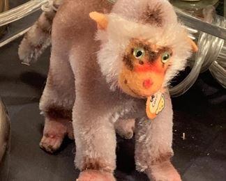"Steiff Monkey ""CoCo"""