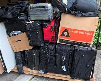 Luggage-Back packs, etc.