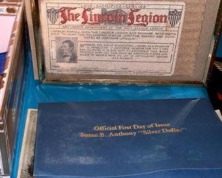 Original The Lincoln Legion