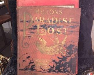 Milton's Paradise Lost-vintage