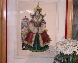 Bright wonderful colors-Empress