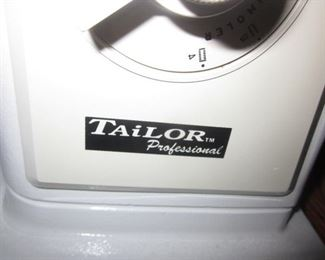 Tons of Sewing Needs Tailor Professional Sewing Machine