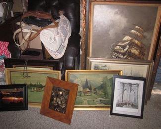 List art oils