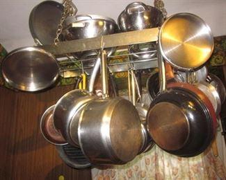 Farberware Pots and Pans