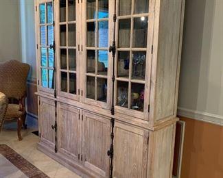 Amazing Rustic Display cabinet