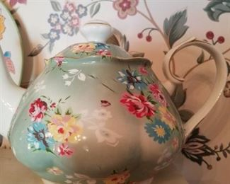 Beautiful teapots