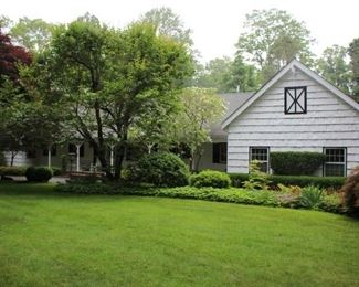 Old Brookville Sales are Great, this one too with it's Midcentruy/Contemporary Flair!