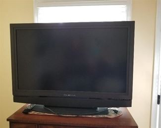 "#3	Olevia 42"" Flat Screen  Model # 242-T11 	 $100.00"