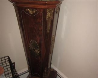 Louis XV French Style Column Pedestals