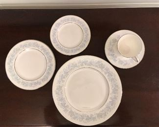 Royal Doulton Meadow Mist chins