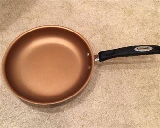 """Cuisinart 10"""" pan"""