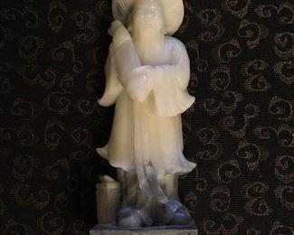 Asian figurine