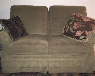 Comfortable love seat