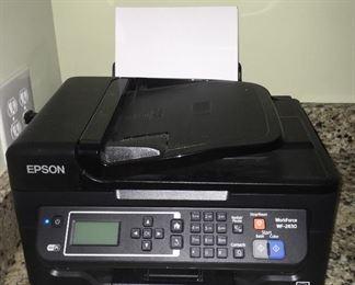 Epson All-In-One Wireless printer WF-2630