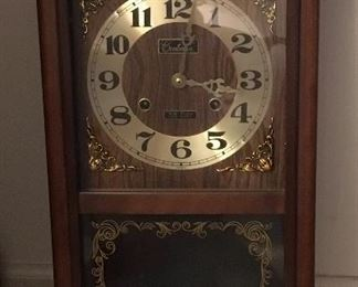 Vintage Centurion 35 day clock