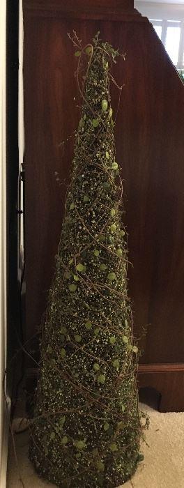 Tall tree decor