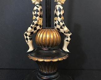 Alternate view of lamp