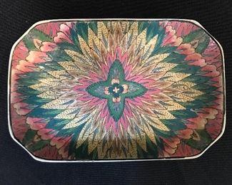 Asian Dynasty by Heygill plate