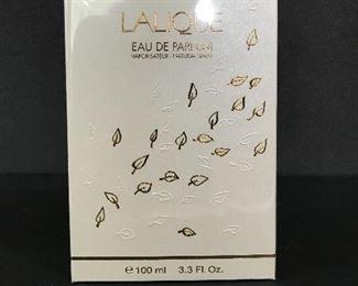 Lalique Eau de Parfum (NIB)