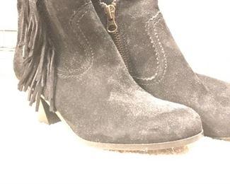 Sam Edelman women's suede boots