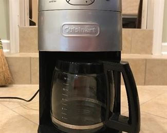 Cuisinart Grind & Brew coffee maker