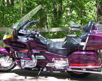 1996 Honda GoldWing 1500 Aspencade Motorcycle Runs great , new brakes 30k miles   asking $3800 OBO CALL 630-290-3825 ask for Sonny CASH ONLY no trades no checks please