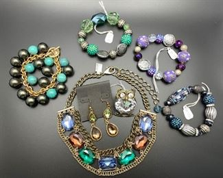 Final clearance of newer costume jewelry, 2/3 off original prices!