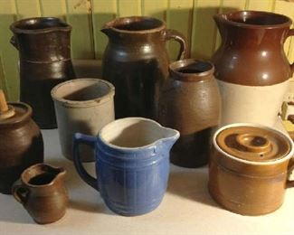 Lots of Stoneware