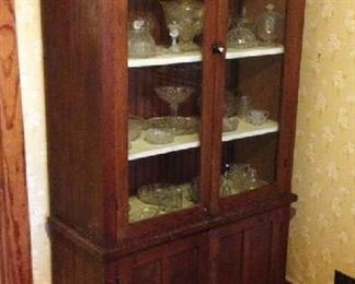 Antique Wall Cupboard