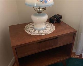 Basic Witz Mid Century Furniture 1960 , 3 Piece Set