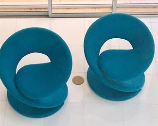 Post Modern Twist Chairs
