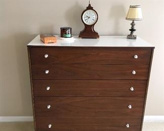 Mid-Century Modern Bedroom Dresser