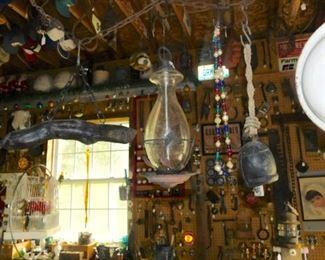 Misc antiques and unique