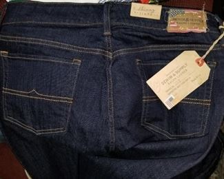 RaLph Lauren Jeans, original tags as pictured