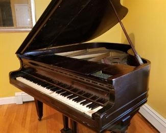 1906 Laurent Baby Grand Piano - FREE TO A GOOD HOME