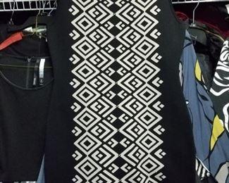 Vintage Calvin Klein Fine Knit Dress