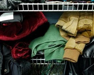 Zara burgundy velvet bomber, Zara sweater and UGG sheepskin Bomber
