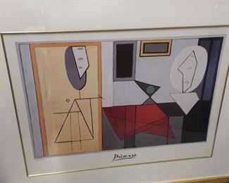 Picasso Lithograph #70 of 300